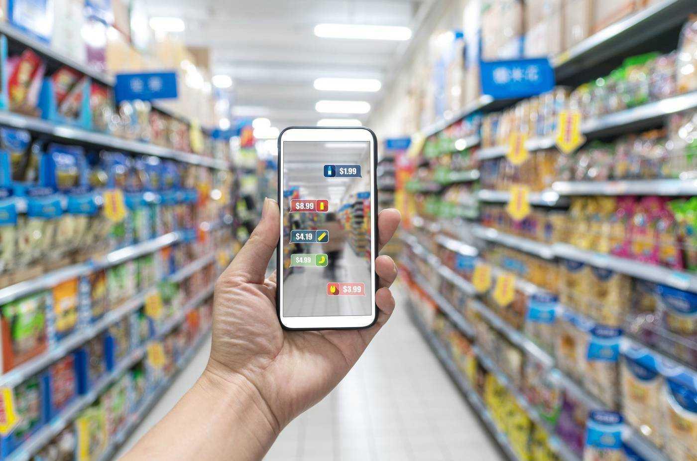 Technologie en beleving gaan hand in hand in de winkel van de toekomst